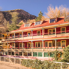 The Inn at Castle Rock, Old Bisbee, Arizona